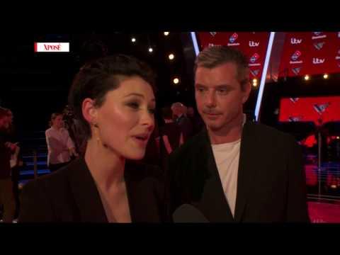 Emma Willis Confesses Her Love For Irish Contestants - Red Carpet