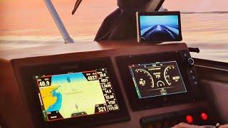 Обзор Mercury Vessel View Simrad