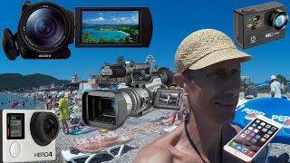 Выбор темы канала Ютуб.  Деньги с  YouTube. Выбор видео Камеры. Советы Начинающим блогерам 1 ч