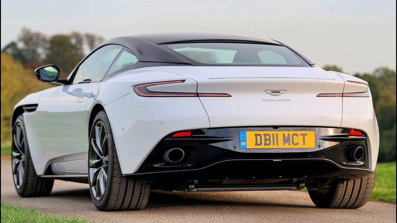 Aston Martin DB11 V8 - Luxury GT Sports Car
