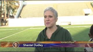 Vonte Named Honorary Captain of BSU Football Team - Lakeland News at Ten - October 9, 2014