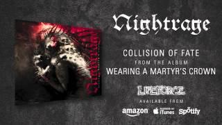 NIGHTRAGE - Collision Of Fate (album track)