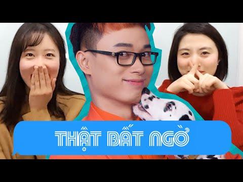 Người Hàn Quốc nói gì về Thật Bất Ngờ của Trúc Nhân | KhoaTiengViet