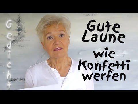 Gute Laune Ist Hochansteckend Gedicht Greta Silver