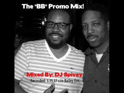 "The ""BB"" Promo Mix (A Soulful House Mix) by DJ Spivey"