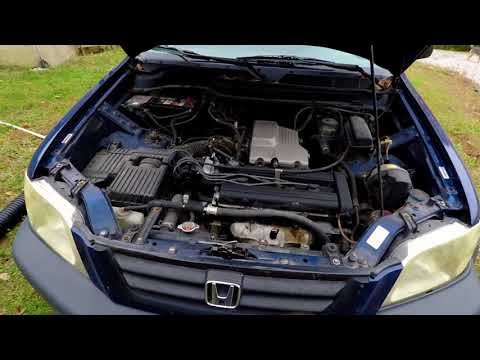 1996 to 2001 Honda CR-V Transmission Not Shifting Fix