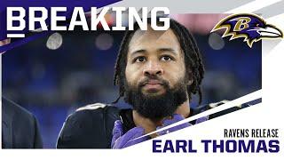 Ravens RELEASE Earl Thomas