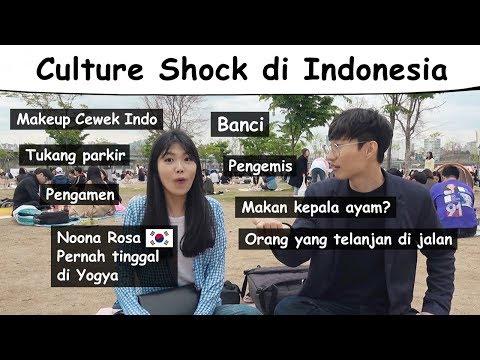 Kami Shock Banget Lihat Ini di Indonesia : Culture Shock Cewek Korea di Indonesia