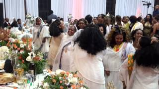 Denver Eritrean Wedding August 1, 2015