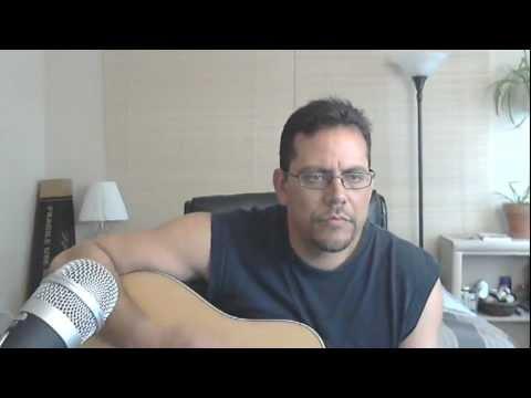 Rich Martinez playing guitar