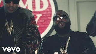 Watch Rick Ross What A Shame video