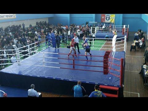 ЧУ по Тайскому Боксу 60 кг