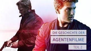 Wie der Quatsch verschwand: Realismus in Mission Impossible & James Bond streaming