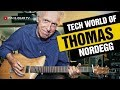Thomas Nordegg On Steve Vai, Frank & Dweezil Zappa & More!