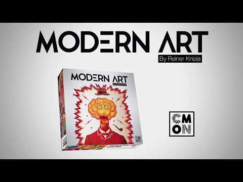 Modern Art Teaser
