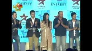 Ashutosh Gowariker & Star Plus unveil TV Series 'Everest' with Star Cast  1
