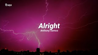 Alright - Anthony Ramos (Letra en español)
