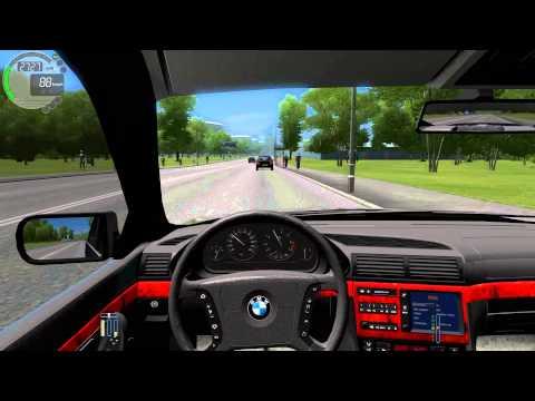 City Car Driving Bmw 750il E38 Download Link Poznavatelnye