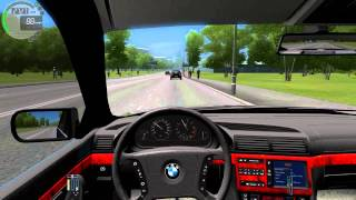 City Car Driving - BMW 750iL E38 + (Download link!)