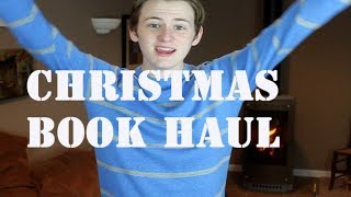 CHRISTMAS BOOK HAUL - 2013 Thumbnail