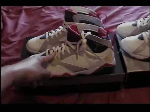 d72906840b0d Air Jordan 7 Olympic