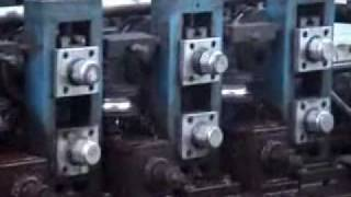 erw φ50 welded pipe machine