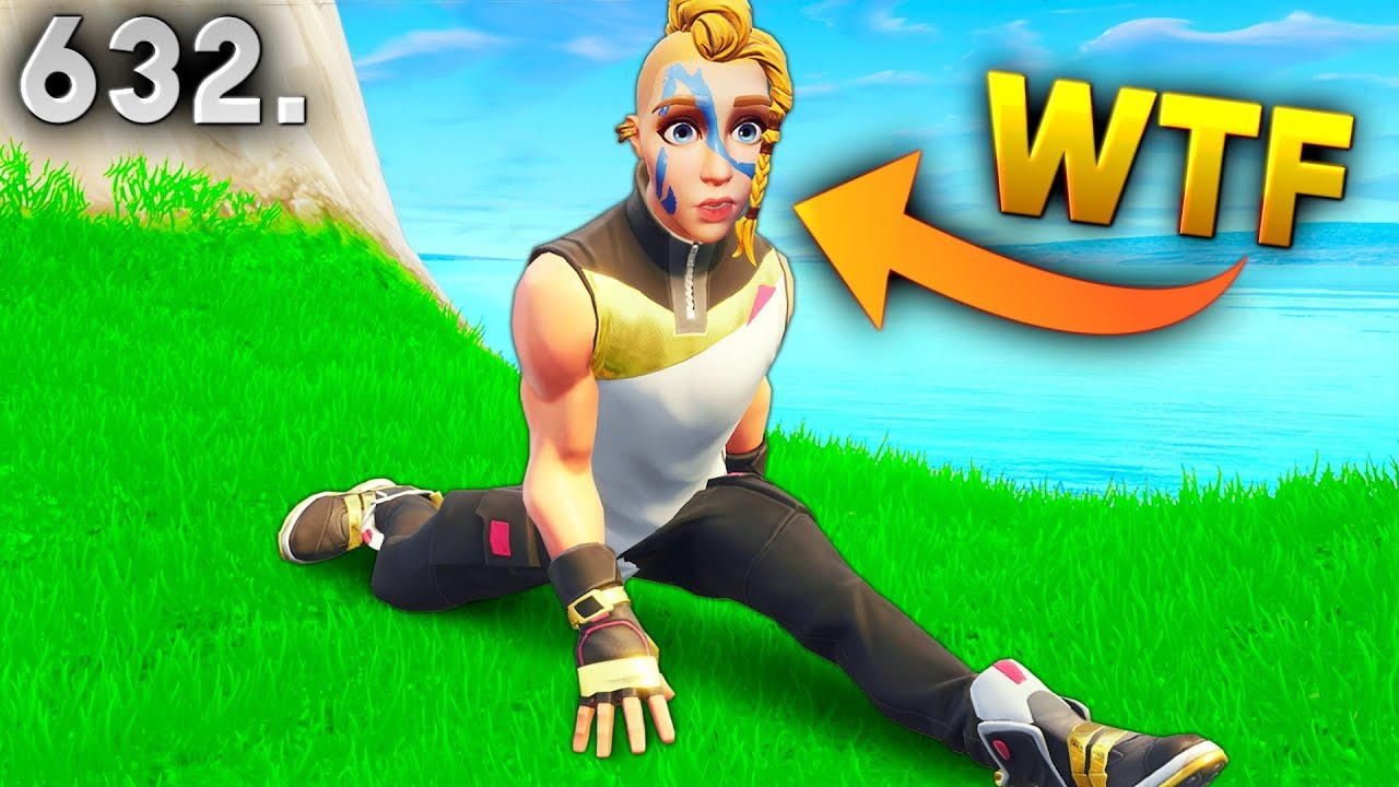 Fortnite Funny WTF Fails and Daily Best Moments Ep.632 ...