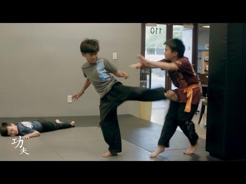 Kungfu Kids Fighting Streaming