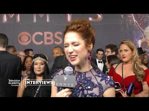 Emmy nominee Ellie Kemper on what TV character she'd like to be - 2017 Primetime Emmys