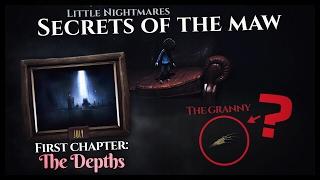 Little Nightmares - Secrets of the Maw DLC / Story Reveal + Screenshots