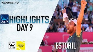 Highlights: Home Favourite Sousa Reigns In Estoril