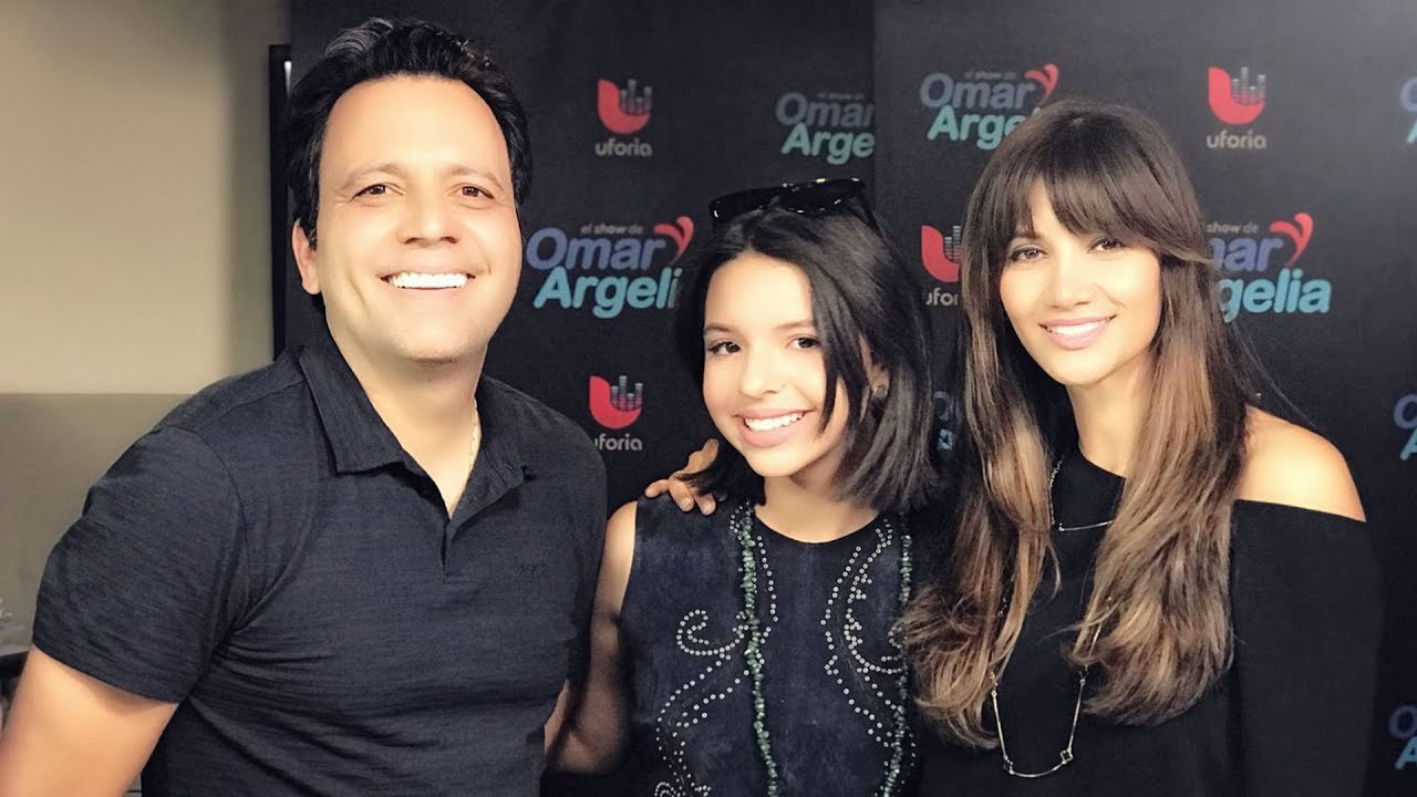 ángela Aguilar Confesó Cómo Fue Trabajar Con Su Papá Pepe Aguilar