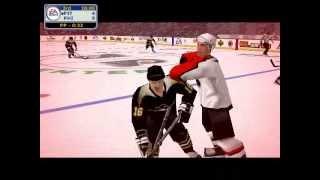 NHL 2002 PC Gameplay. Philadelphia Flyers vs Pittsburgh Penguins