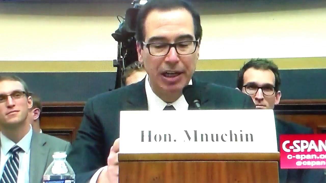 Maxine 'Reclaiming My Time' Waters Still Has No Time for Treasury Secretary Steve Mnuchin's Shit