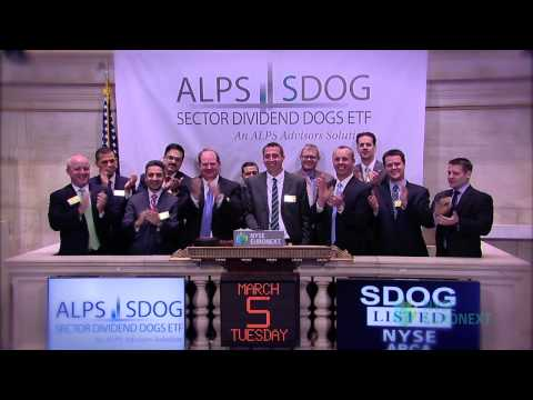 ALPS rings the NYSE Opening Bell