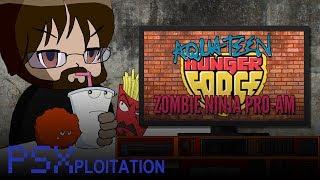 PSXploitation - Aqua Teen Hunger Force: Zombie Ninja Pro-Am