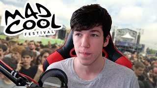 Mi experiencia en el Mad Cool Festival - (NOS MINTIERON A TODOS)