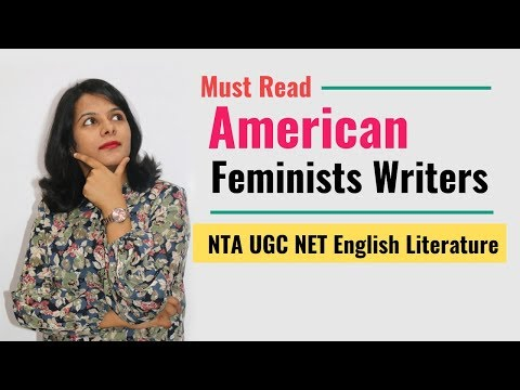 Must Read American Feminist Writers for UGC NET English