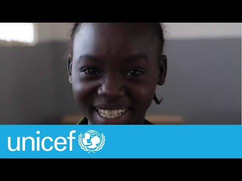 Using the internet for the first time in Cameroon | UNICEF