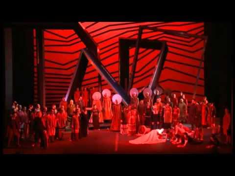 Ekaterinburg Opera en Ballet Theater - Otello 26 april 2015 in de Flint