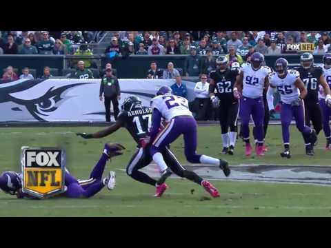 Philadelphia Eagles vs Minnesota Vikings  (2016 Week 7)