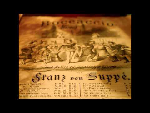 Franz von Suppe - March from Boccaccio (light classical music)