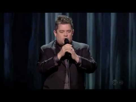 Patton Oswalt - The Insanity Of Faith