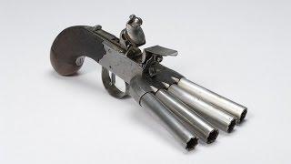 Самое необычное оружие древности. Часть 2