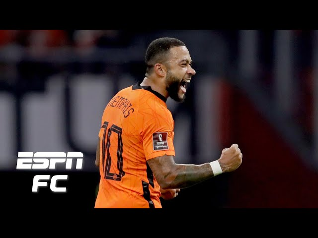 Memphis Depay's confidence is incredible for Netherlands   ESPN FC