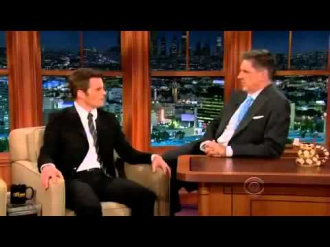 James Marsden The Late Late Show with Craig Ferguson 20 03 2014 Full Interviewmedium