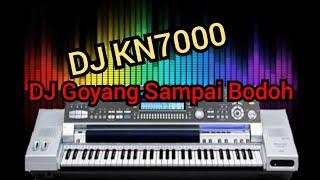 Download DJ Goyang Sampai Bodoh Full Bass KN7000 / DJ KN7000 full bass