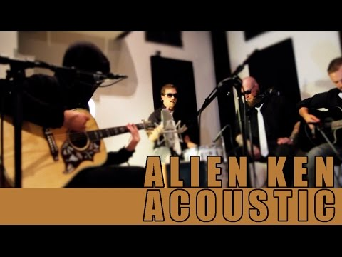 Alien Ken - Cleanse My Claws (live Acoustic At Frog Leap Studios)