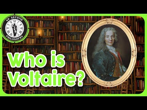 Who is Voltaire?