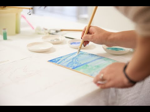 Try Your Hand at Nihonga: Traditional Japanese Painting